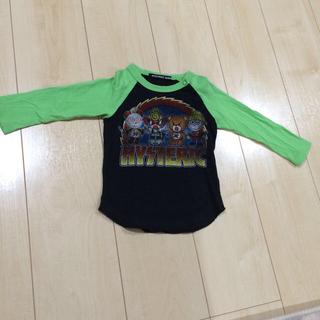 ヒステリックミニ(HYSTERIC MINI)のヒスミニラグランT(Tシャツ(長袖/七分))