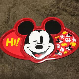 ディズニー(Disney)のミッキー  プレート(プレート/茶碗)