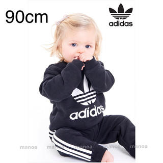 アディダス(adidas)の90cm セットアップ(その他)