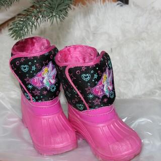 ディズニー(Disney)のディズニーティンカーベル レインブーツ(長靴/レインシューズ)