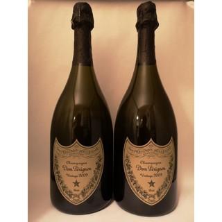 ドンペリニヨン(Dom Pérignon)の2本セット🥂 Dom Perignon ドン・ペリニヨン 2009(シャンパン/スパークリングワイン)