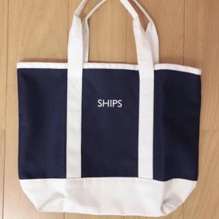 シップス(SHIPS)の新品 ships トートバッグ(トートバッグ)