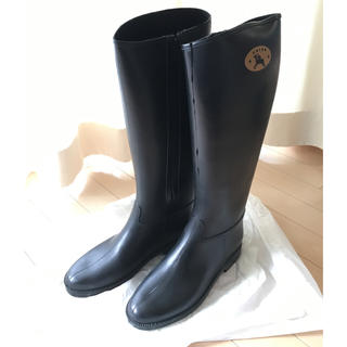ダフナ(Dafna)のダフナ レインブーツ  サイズ38(レインブーツ/長靴)