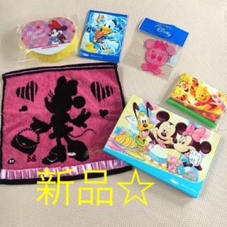 Disney - 【新品】ディズニー グッズ セット
