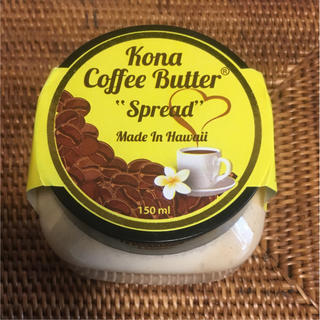 コナ(Kona)のHawaii コナコーヒーバタースプレット(その他)