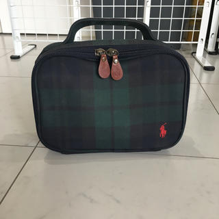 ラルフローレン(Ralph Lauren)のラルフローレンバニティポーチ オムツ哺乳瓶ケース(ベビーおむつバッグ)