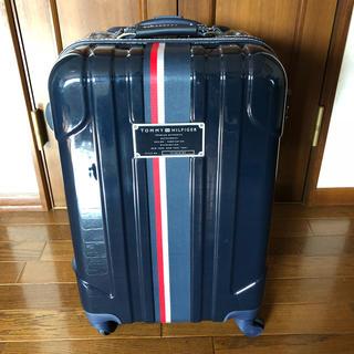 トミーヒルフィガー(TOMMY HILFIGER)の1度のみ使用 トミーヒルフィガー スーツケース 機内持ち込み(トラベルバッグ/スーツケース)