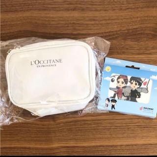 ロクシタン(L'OCCITANE)のエアチャイナ☆ビジネスクラス アメニティ (アメニティ)