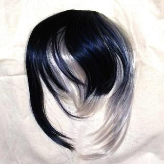 ツートン前髪ウィッグ(前髪ウィッグ)