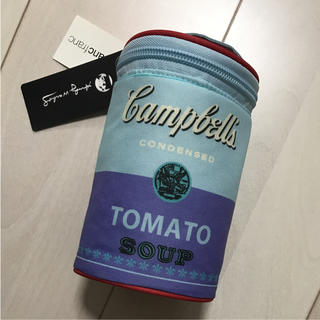 アンディウォーホル(Andy Warhol)のアンディウォーホル キャンベルスープ缶ポーチ(ポーチ)
