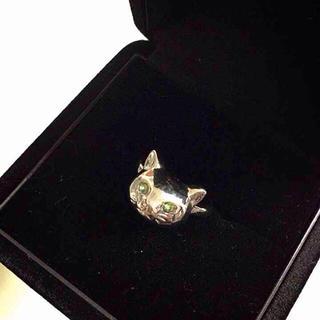 猫の指輪(リング(指輪))