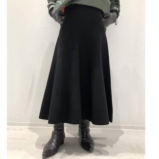 アパルトモンドゥーズィエムクラス(L'Appartement DEUXIEME CLASSE)のアパルトモン☆Mermaid Skirt 新品 ブラック(その他)