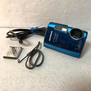 オリンパス(OLYMPUS)のOLYMPUS デジタルカメラ μ TOUGH-3000(コンパクトデジタルカメラ)