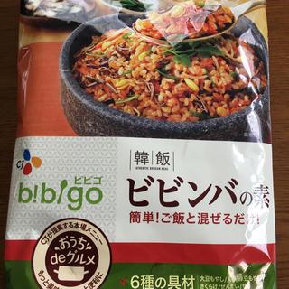 コストコ(コストコ)のコストコ☆ピビンバの素  2人前×2袋(レトルト食品)