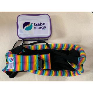 エルゴベビー(Ergobaby)のBaba slings(スリング)