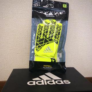 アディダス(adidas)の【新品】adidas  アディダス サッカー キーパー グローブ 7号(ウェア)