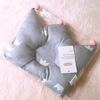 王冠まくら(枕)