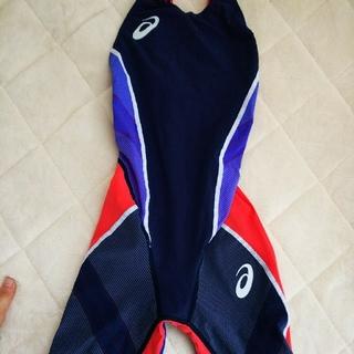 アシックス(asics)の競泳水着 asics 140 トップインパクト  高速水着(水着)