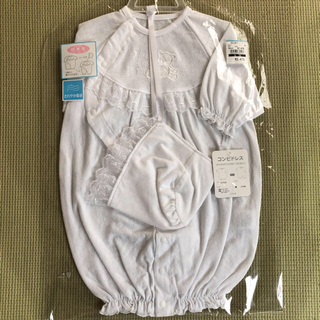 ニシマツヤ(西松屋)のベビードレス 50〜60 フォーマルドレス(セレモニードレス/スーツ)