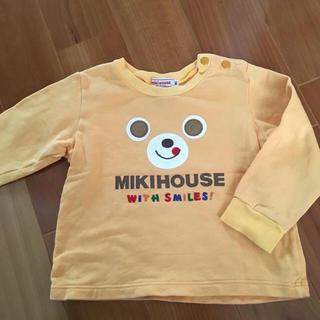 ミキハウス(mikihouse)のミキハウス プッチー 90(Tシャツ/カットソー)