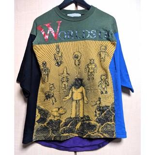 ウォルターヴァンベイレンドンク(Walter Van Beirendonck)のウォルターヴァンベイレンドンク18aw Tシャツ トップス カットソー メンズ(Tシャツ/カットソー(半袖/袖なし))