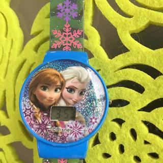 ディズニー(Disney)のアナ雪 デジタル腕時計(腕時計)