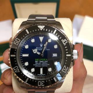 ロレックス(ROLEX)のマサ様専用 ロレックス ディープシー Dブルー 116660(腕時計(アナログ))