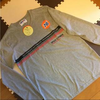 セブンティーシックスルブリカンツ(76 Lubricants)の76ロングTシャツ☆新品(Tシャツ/カットソー(七分/長袖))