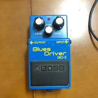 ボス(BOSS)のBOSS ブルースドライバー(エフェクター)
