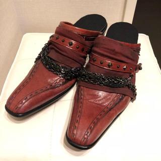 ゴーサンゴーイチプールオム(5351 POUR LES HOMMES)の5351プールオム  ミュール  サンダル 靴✨(サンダル)