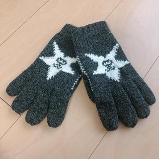 ステューシー(STUSSY)のstussy 手袋 原宿店購入(手袋)