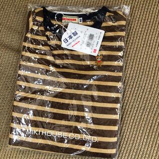 ミキハウス(mikihouse)の新品未使用ミキハウス長袖ロンT80(シャツ/カットソー)