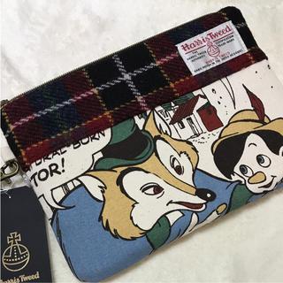 ディズニー(Disney)のディズニー♡ピノキオ クラッチバッグ(クラッチバッグ)