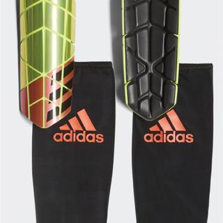 アディダス(adidas)のアディダス エックスプロ シンガード サイズS  レガース(その他)