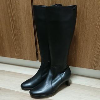 ソフィアコレクション(Sophia collection)のソフィアコレクション:ブーツ(黒)(ブーツ)