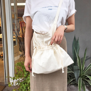 todayful Vintage Apron Sacoche エプロン バック(ショルダーバッグ)