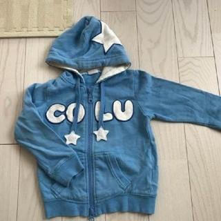 ココルルミニ(CO&LU MINI)のCO&LU パーカー(ジャケット/上着)
