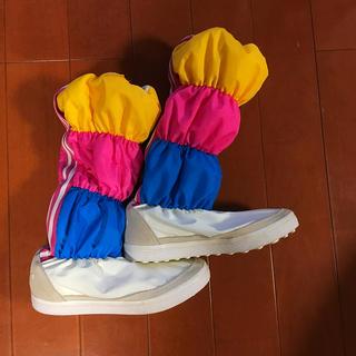 アディダス(adidas)の最終値下げ adidasのスノーブーツ(ブーツ)