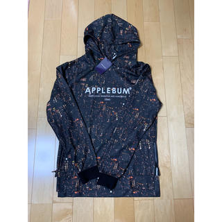 アップルバム(APPLEBUM)のApplebum elite performance parka Lサイズ(パーカー)