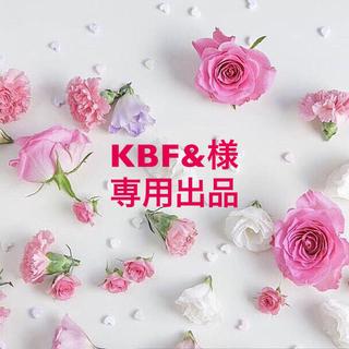 KBF&大きいサイズ様専用出品(イヤリング)