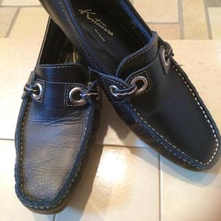 キタムラ(Kitamura)のキタムラドライビングシューズ(ローファー/革靴)