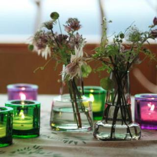 ホルムガード  フローラ フラワーベース(花瓶)