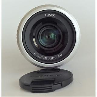 パナソニック(Panasonic)のPanasonic 25mm F1.7 レンズ(レンズ(単焦点))