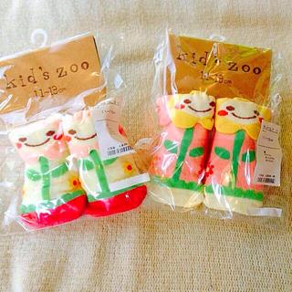 ♡キッズソックス2点set♡(その他)