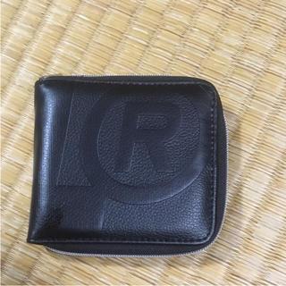 エクストララージ(XLARGE)のスマート 4月号付録 XLARGE ラウドジップ型 レザー財布(折り財布)
