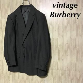 バーバリー(BURBERRY)のVintage Burberry テーラードジャケット (テーラードジャケット)