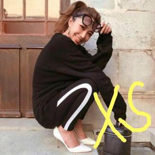 エイチアンドエム(H&M)の最後の入荷。新品未使用!大人気!H&M サイドラインレギンス♡♡♡(レギンス/スパッツ)