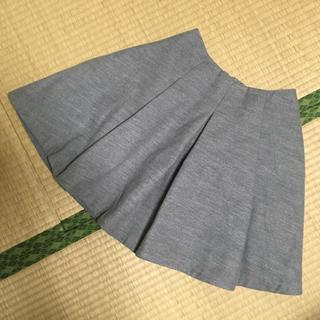 エージー(AG)のAG/aquagirl ミニスカート グレー(ミニスカート)
