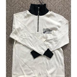 ウエストライド(WESTRIDE)の新品 ウエストライド ハーフジップ ポロシャツ(ポロシャツ)
