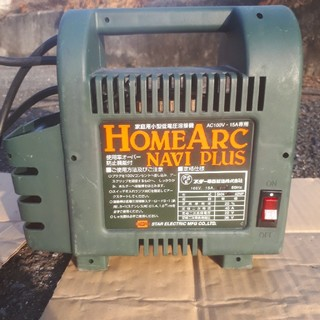 家庭用小型溶接機 100V  60Hz(工具)